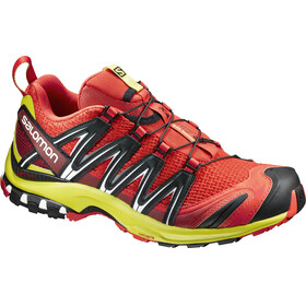 Salomon M's XA Pro 3D Shoes fiery red/sulphur spring/black